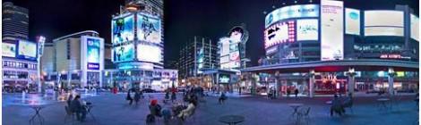 The Heart of Toronto: Yonge-Dundas Square